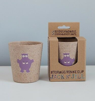 * BABY SALE * Jack n Jill Biodegradable Storage/Rinse Cup