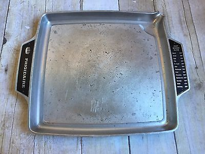 Vintage Frigidaire Flair Imperial Kant Slide Aluminum Stove Top Burner Griddle