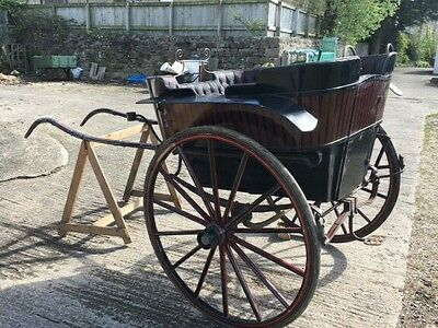 Governors Horse Cart