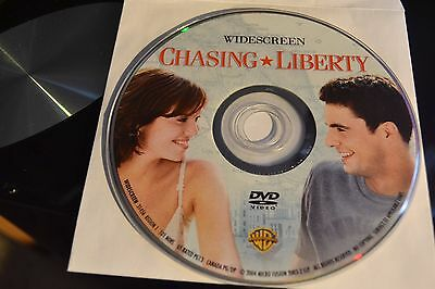 Chasing Liberty (DVD, 2004, Widescreen)Disc Only Free Shipping 2-138