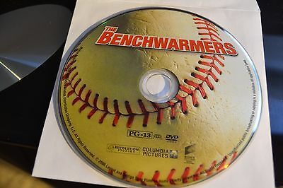 The Benchwarmers (DVD, 2006)Disc Only Free Shipping 2-193