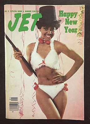 Vintage Jet Magazine-January 1979-Ricard Pryor-What's Ahead For 1979