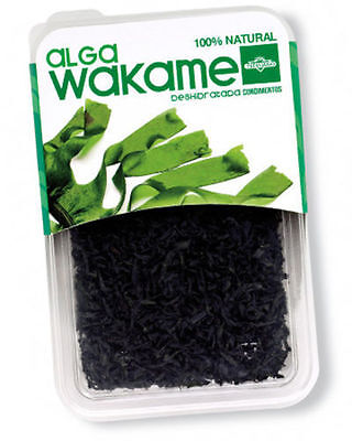Dried Wakame Seaweed 50g ideal for Miso Soup Salad   Easy to use