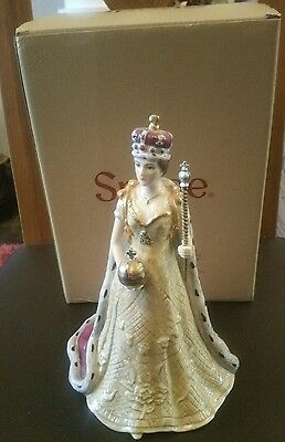 Spode Queen Elizabeth II Golden Jubilee Ltd Edition figurine