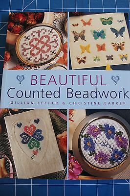 Book ~ Beautiful Counted Beadwork by Gillian Leeper & Christine Barker