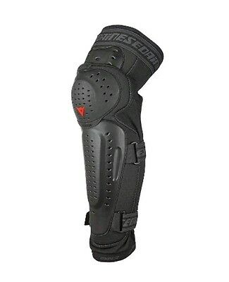 Dainese Oak Knee Guard Protector Evo Adult Long Black black Size:XL