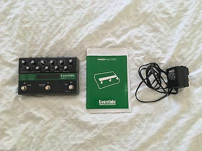 Eventide ModFactor Modulation Pedal, Effects Processor