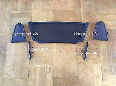 BMW z4 Wind Deflector E85 2003-2008 with inserts