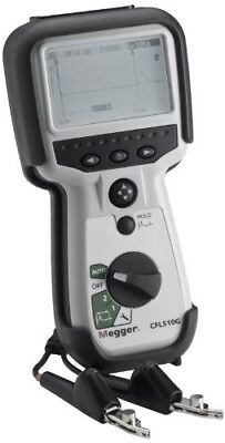 Megger CFL510G Hand Held Time Domain Reflectometer, 0.1m Res