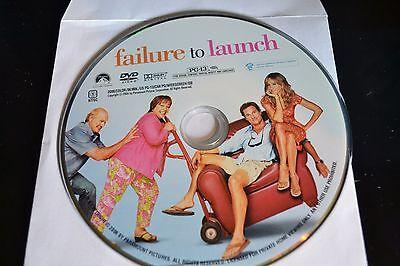 Failure to Launch (DVD, 2006, Widescreen)Disc Only Free Shipping 3-71