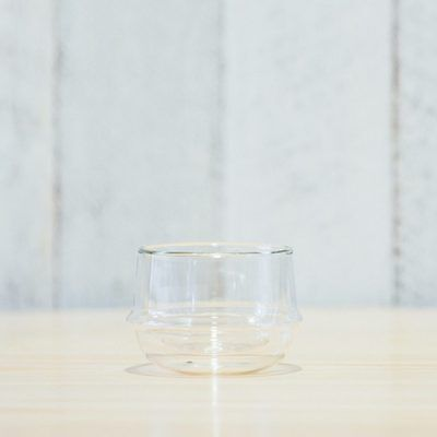 NEW Kinto Twin Wall Tasting Cup