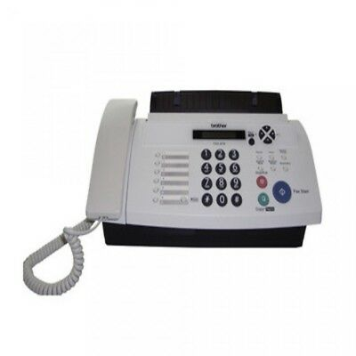 New Brother 878 Fax Machine Office Supplies