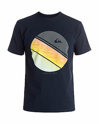 NEW QUIKSILVER™  Mens Freewheelin T Shirt Tee Tops