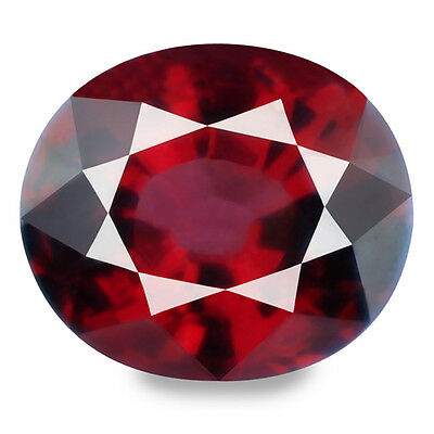 1.03ct EXCELLENT NATURAL EARTH MINED RARE BRILLIANT AAA RED SPINEL FROM CEYLON