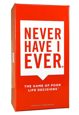 <Never Have I Ever>The Game Of Poor Life-More painful Genuine Australian Stock