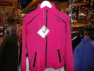 Ladies PRO QUIP Tour flex 360 waterproof golf  jacket
