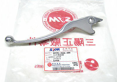 New, original SYM GTS 125, 250 & 300 Brake lever left ET: 53178-HMA-000
