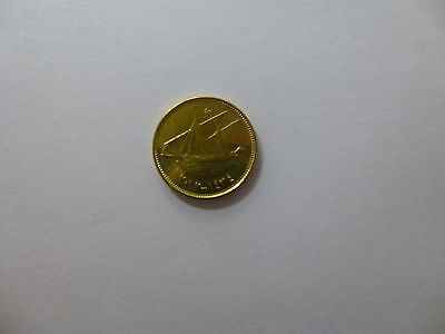 Kuwait Coin - 2012 10 Fils - Brilliant Uncirculated