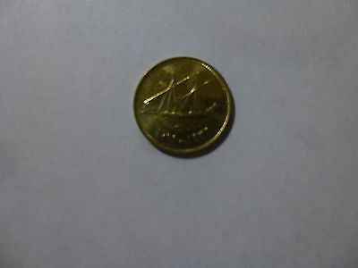 Kuwait Coin - 2011 5 Fils - Brilliant Uncirculated