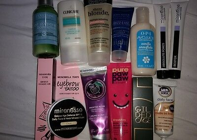 mixed makeup skincare all new!