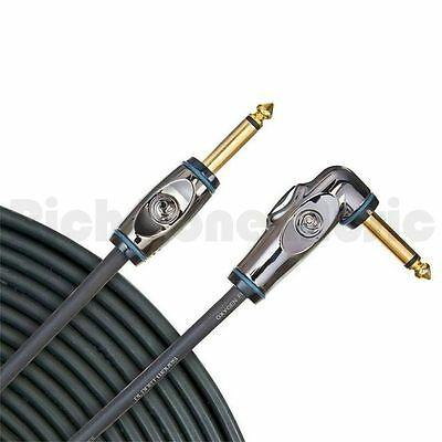 Planet Waves Circuit Breaker Right Angle Instrument Cable - 10ft