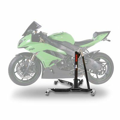 Motorbike Central Stand Paddock Lift ConStands Power Kawasaki ZX-6R 09-19