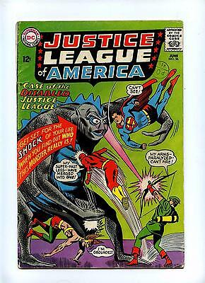 Justice League of America #36 - DC 1965 - VG