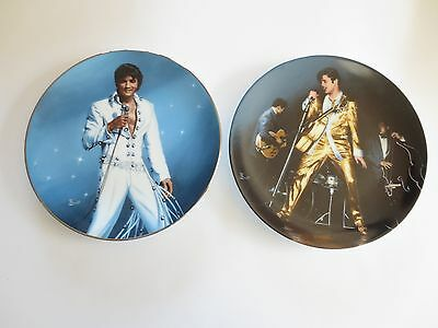 "Lot 2 Elvis Presley ""King of Las Vegas"" & "" The Memphis Flash"" Delphi Collection"
