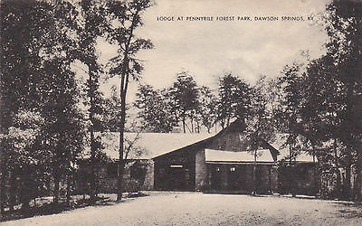 DAWSON SPRINGS, Kentucky, 00-10s; Lodge at Pennyrile Forest Park
