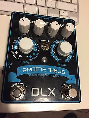 Subdecay Prometheus DLX resonant analog filter, great condition, working perfect