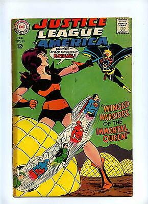 Justice League of America #60 - DC 1968 - GD