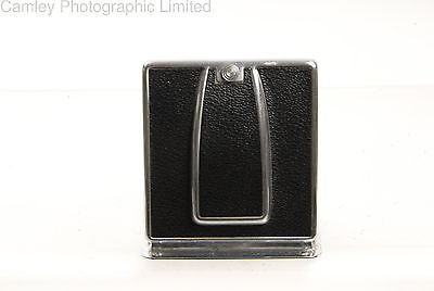 Hasselblad Waist Level Finder (WLF) in Chrome (42021). Condition – 5E [5958]