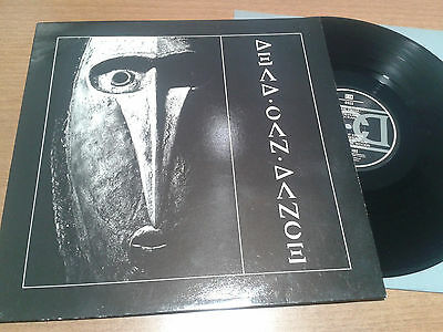 DEAD CAN DANCE lp '84 4AD originale