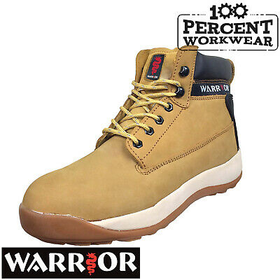 Pro Tradesman Builders Drivers Warehouse Engineers Work Safety Boots Steel Toe