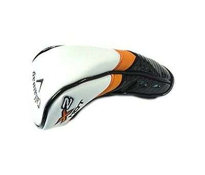 NEW Callaway X2 Hot Orange/White/Black Hybrid Headcover