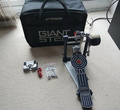 Sonor Giant Step bass drum pedal