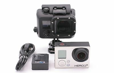 GoPro Hero 3+ Silver Edition Camcorder with Waterproof Housing