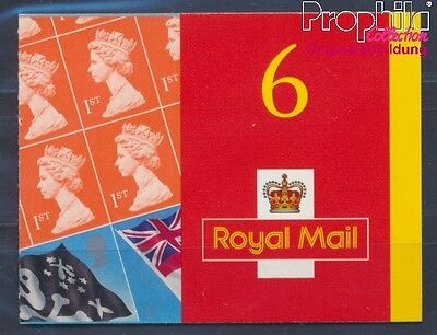 United Kingdom MH0-257 unmounted mint / never hinged 2001 Flags (8470520
