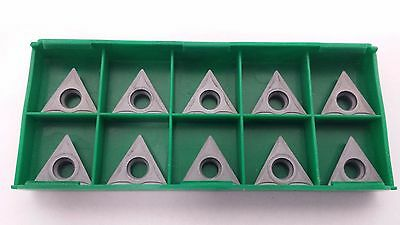 New World Products TPMT 32.51 AA Mk2 C2 Carbide Inserts Uncoated 10pcs TPMT 3251