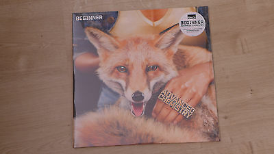 Beginner - Advanced Chemistry / Doppel-LP + DL limited white