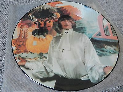 "Psychic Tv - Godstar - 12"" Picture Disc Nm - Brian Jones / Rolling Stones"