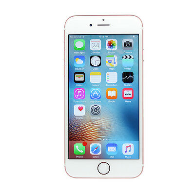 Apple iPhone 6s a1688 32GB Rose Gold GSM Unlocked