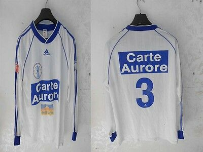 Maglia Jersey Shirt Maillot Calcio France Football Futbol Coupe Match Marseille?
