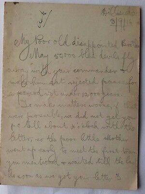 Great Britain 1916 Letter About Zeppelin Being Brought Down In Flames At Cuffley