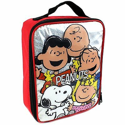 Peanuts Snoopy Soft Lunch Box #395043