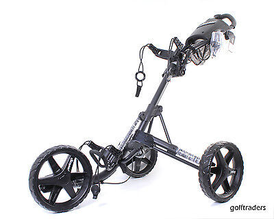 Clicgear 3.5 Plus Buggy - Charcoal / Black - New -  #d5699