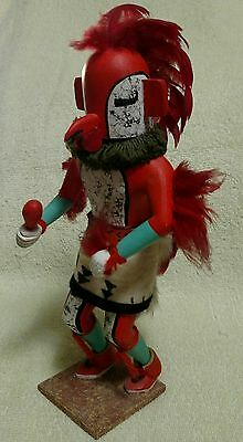 Zuni Rooster or Chicken Kachina Beautifully Done Doll