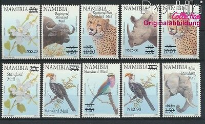 Namibia - Southwest 1169I-1178II MNH 2005 clear brands (8985246