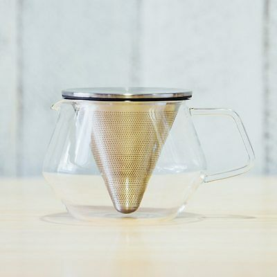 NEW Kinto Carat Teapot Coffee Tea Accessories