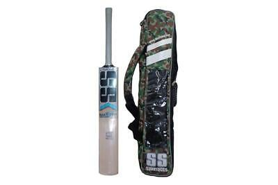 SS Camouflage Coffin Style Premium Padded Bat Cover
